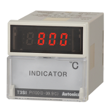 T3/T4 indicator thermo